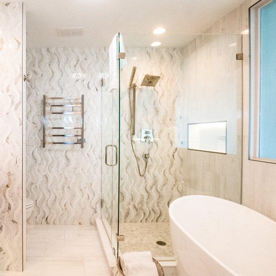 Luxury Bed & Breakfast Charleston Shower and Bath